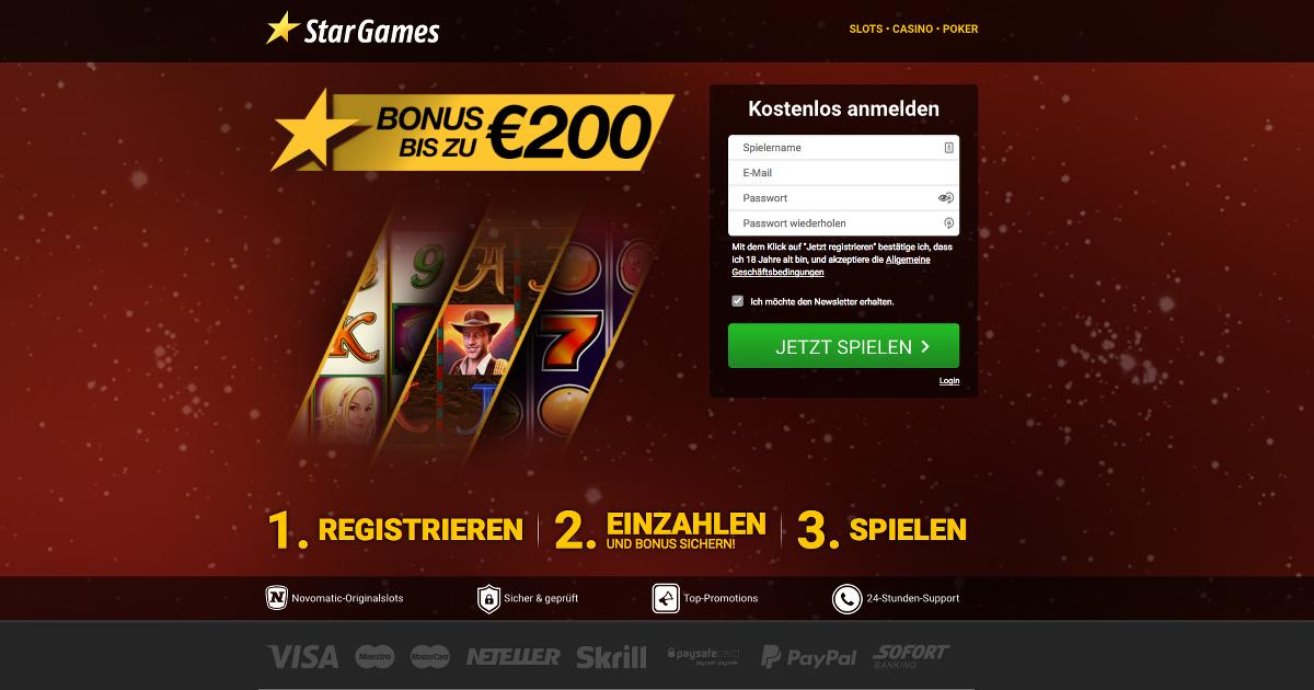 200% Stargames